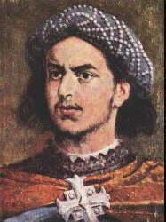 pintura de Ladislao III, rei da Polônia