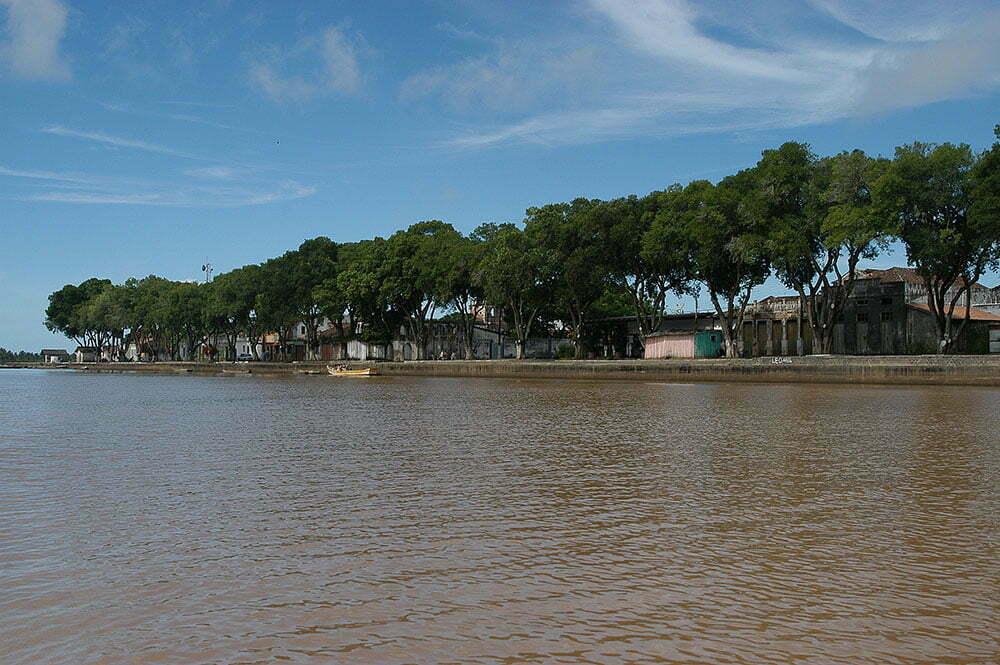 image de antigo porto em Belmonte