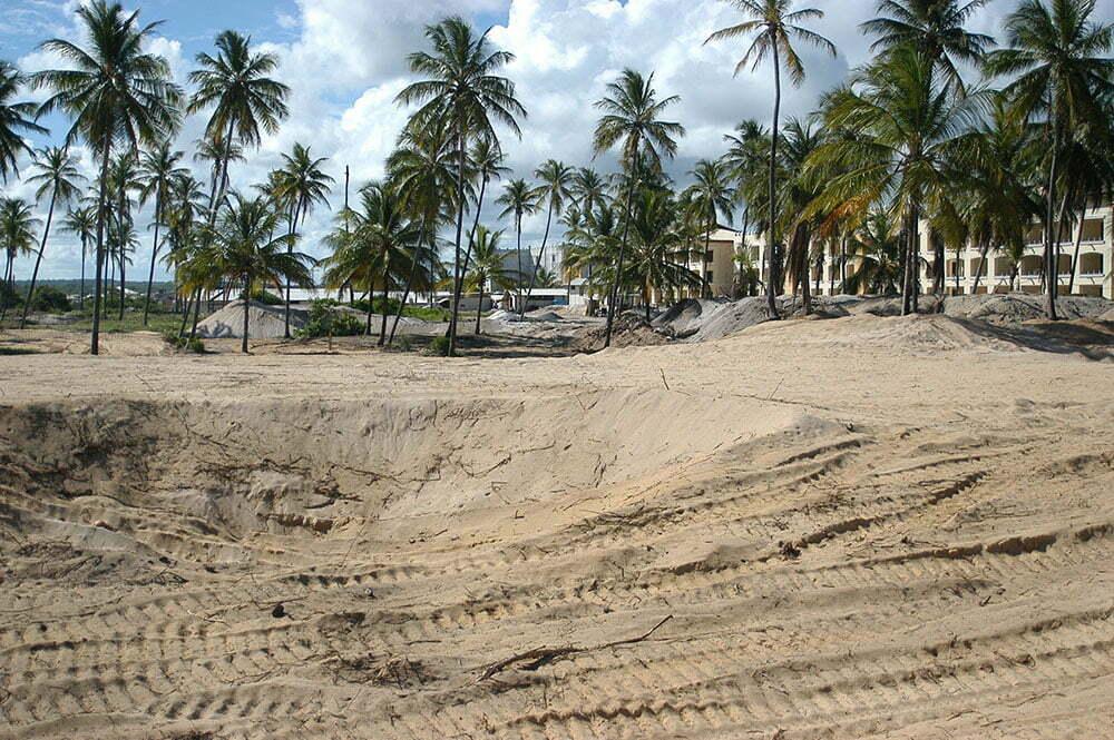 imagem do hotel iberostar na praia do forte