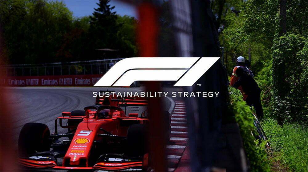 Imagem de carro de formula 1
