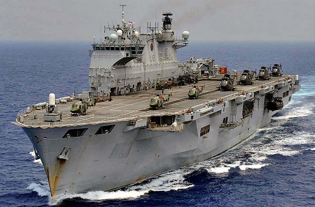 imagem do PHM A-140 Atlântico