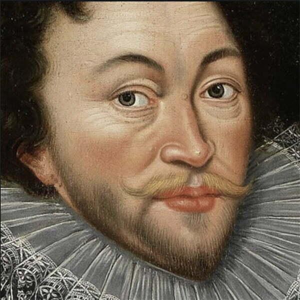 imagem de Sir Francis Drake, pirata que abriu o caminho para a História da descoberta da Antártica