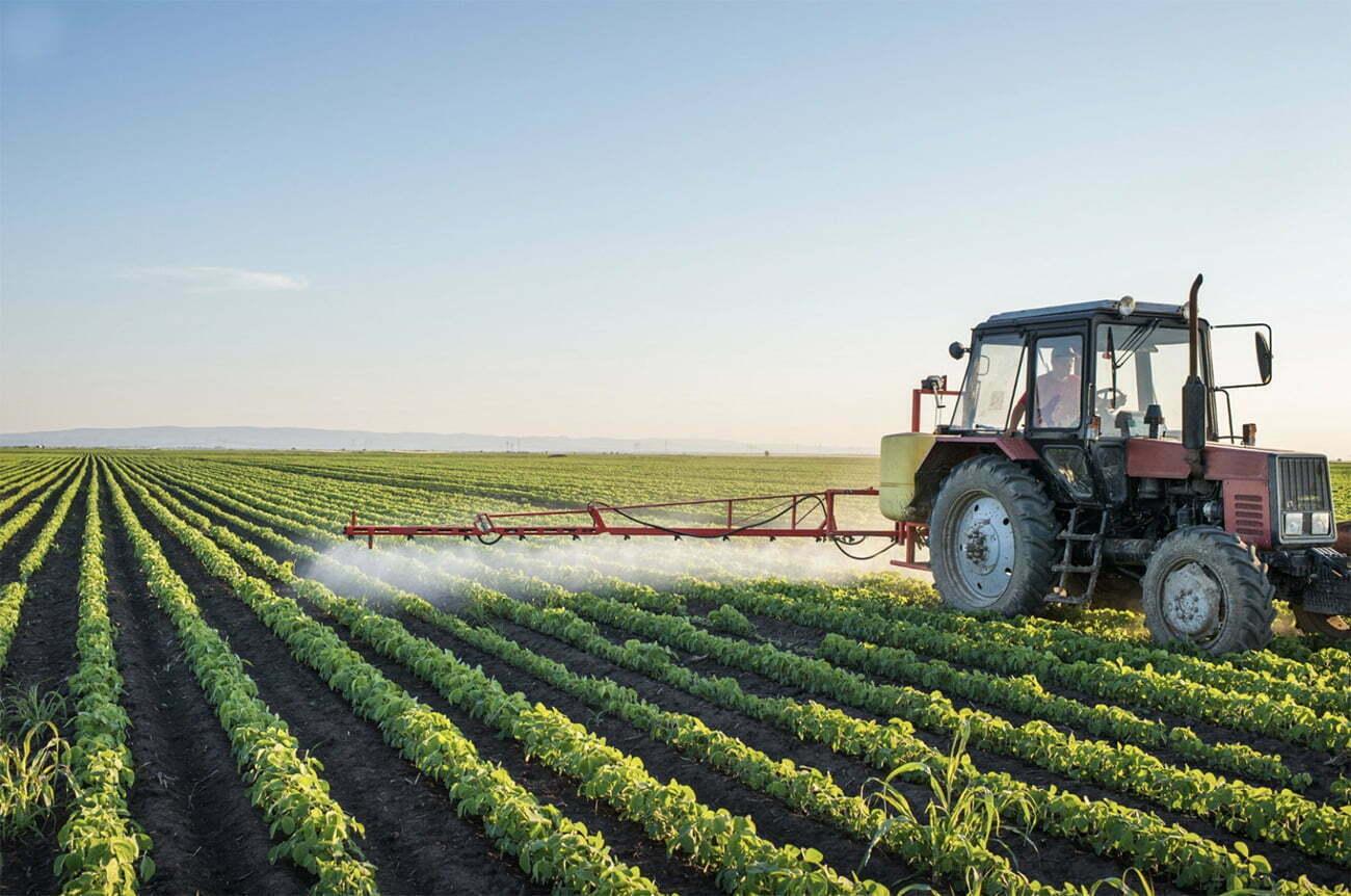 imagem de agricultura mecanizada na amzonia