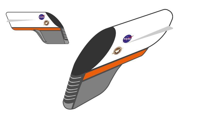 ilustração de aparelho de Projeto para limpar oceanos
