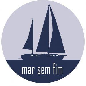 imagem do logotipo do site mar sem fim