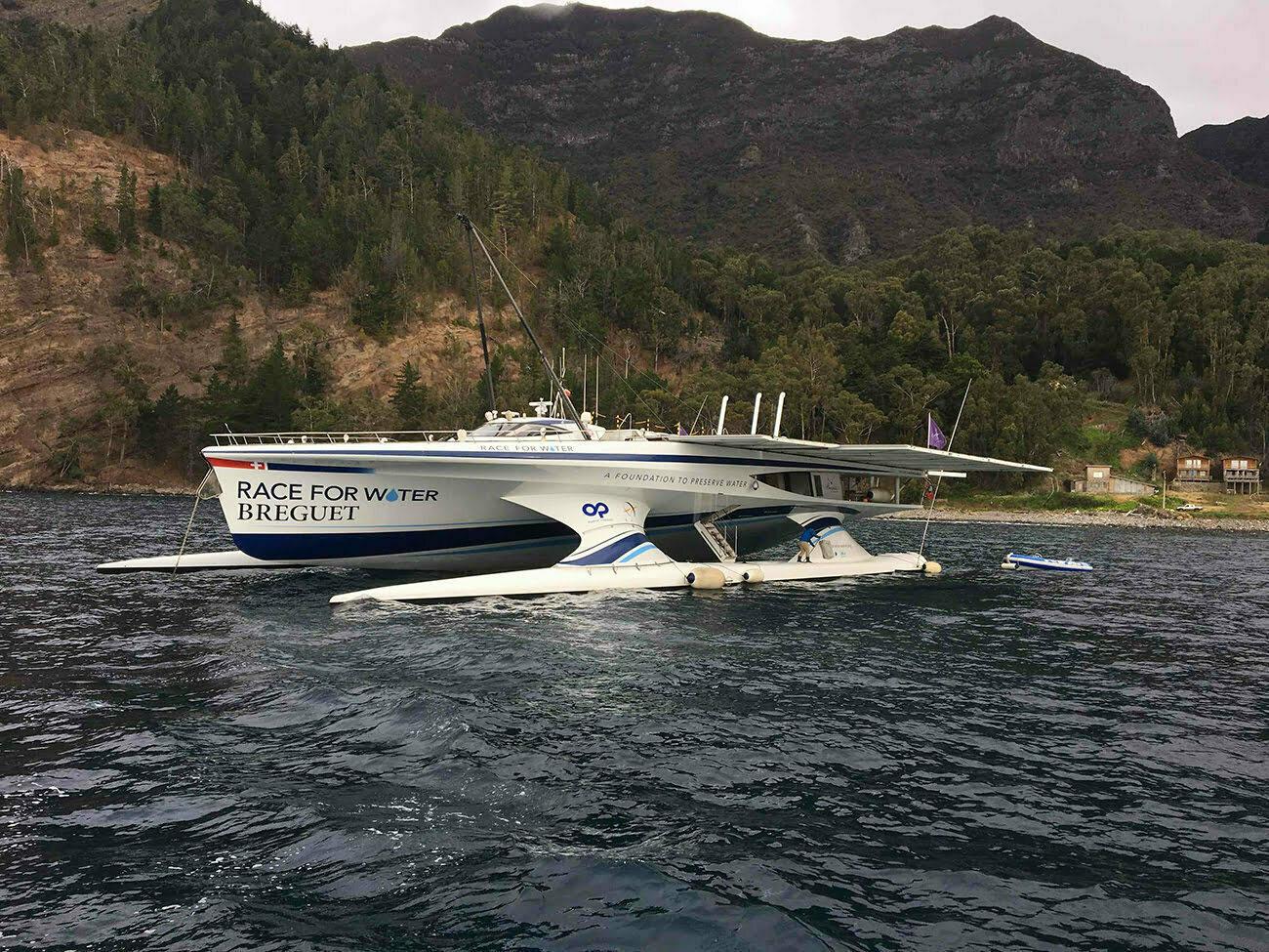 Imagem do veleiro Race for Water