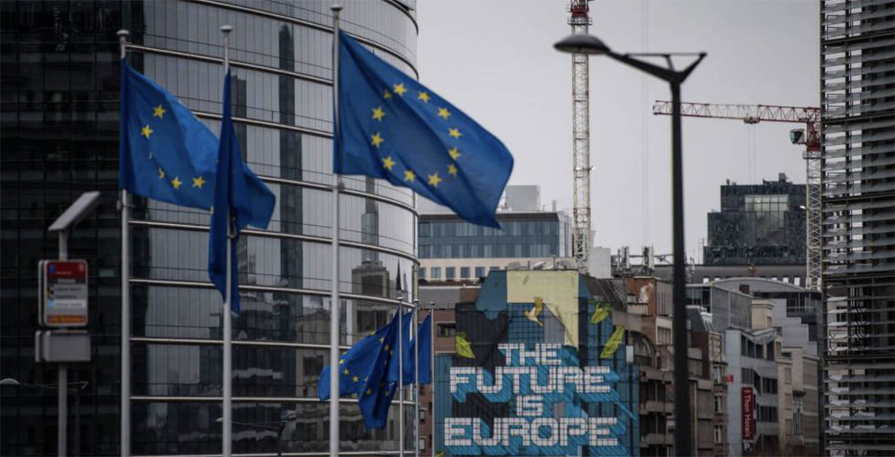 imagem do parlamento Europeu