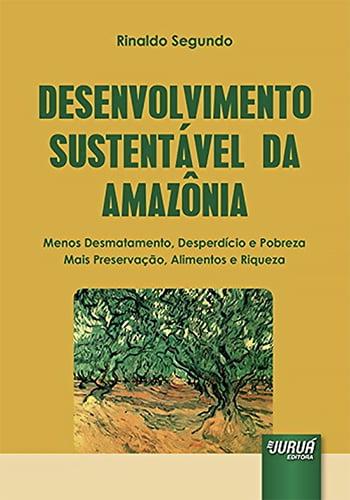 imagem da capa do livro Desenvolvimento Sustentável da Amazônia