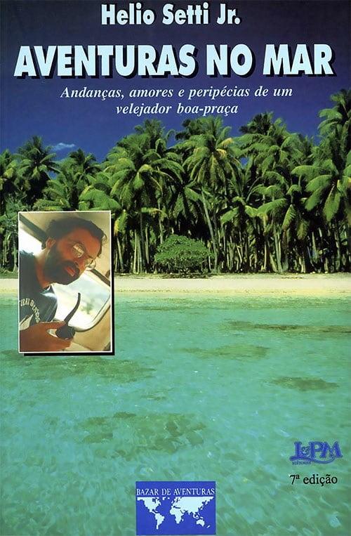 capa do livro Aventuras no Mar