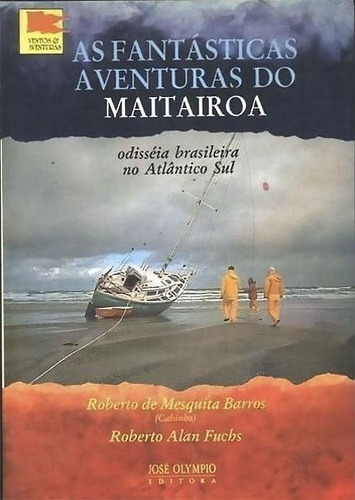 capa do livro as fantásticas viagens do Maitairoa