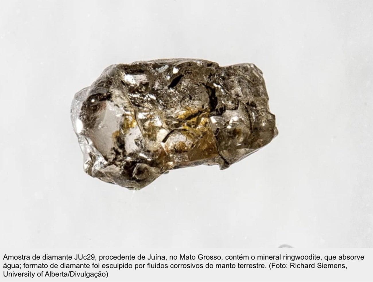 imagem de diamante