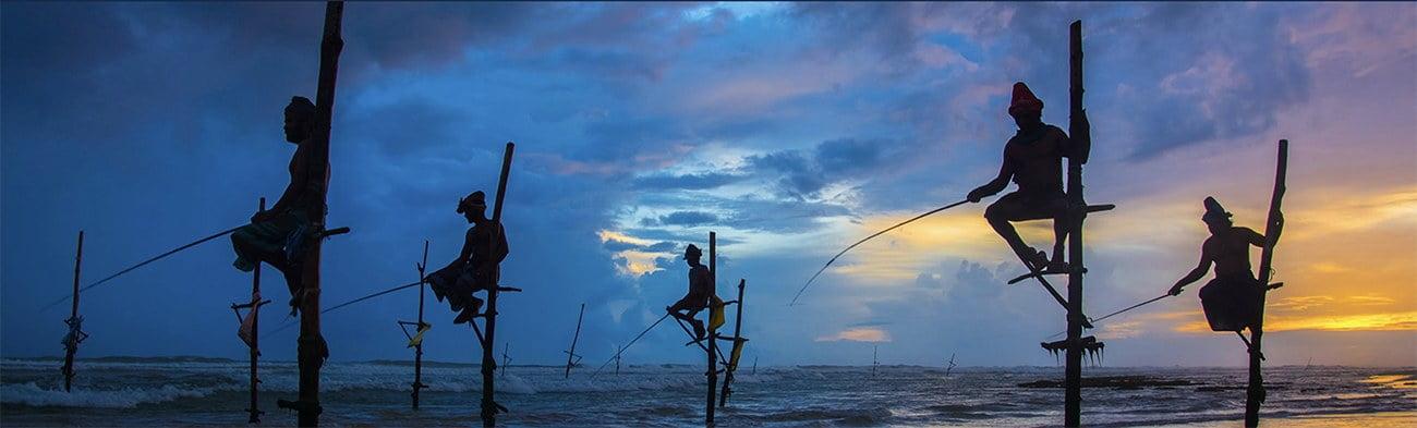 imagem de pescadores