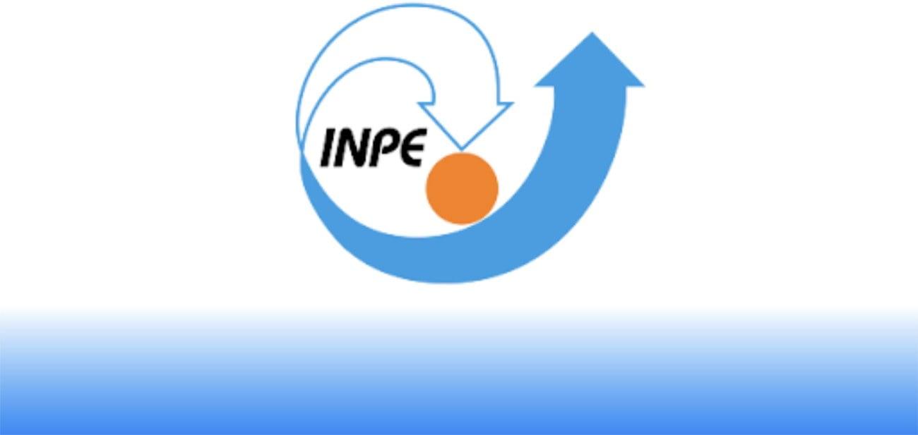 logotipo do Inpe