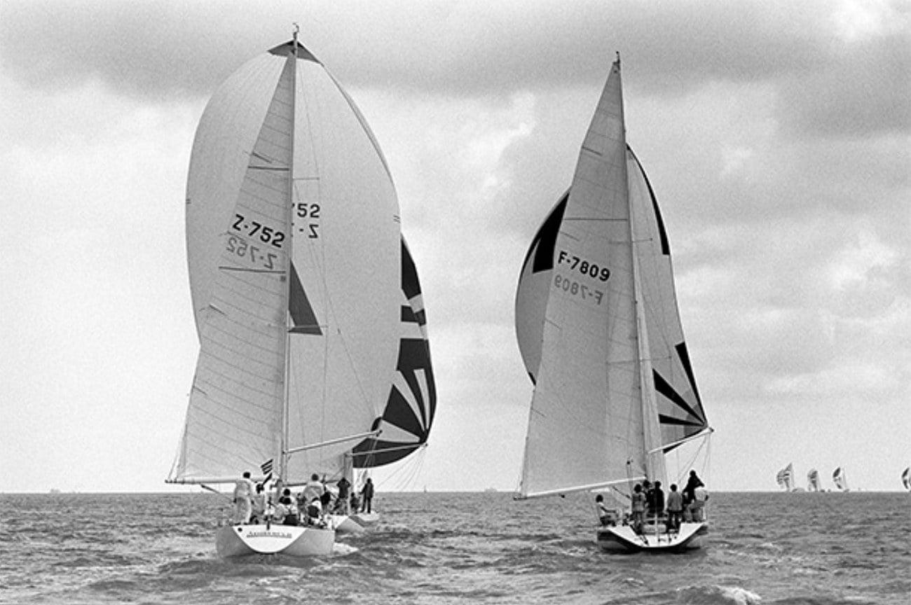 imagem da regata Fastnet Race edição 1979