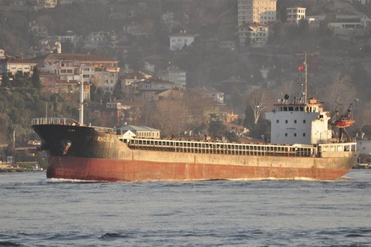 Imagem do navio Rhouss