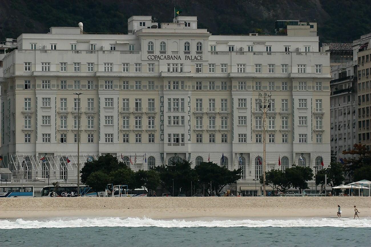 Imagem do hotel Copacabana Palace