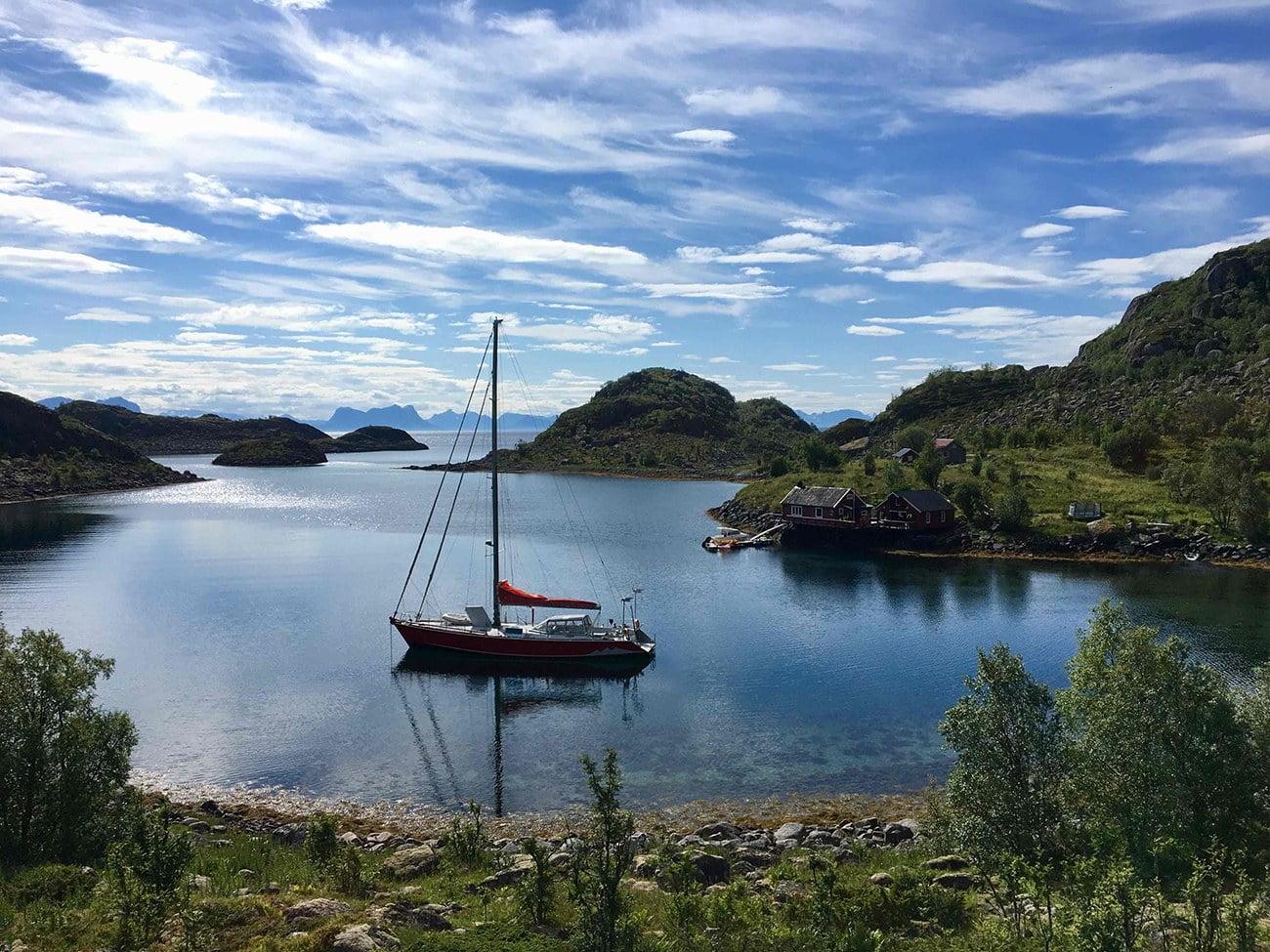 imagem de Brettesnes, Lofoten