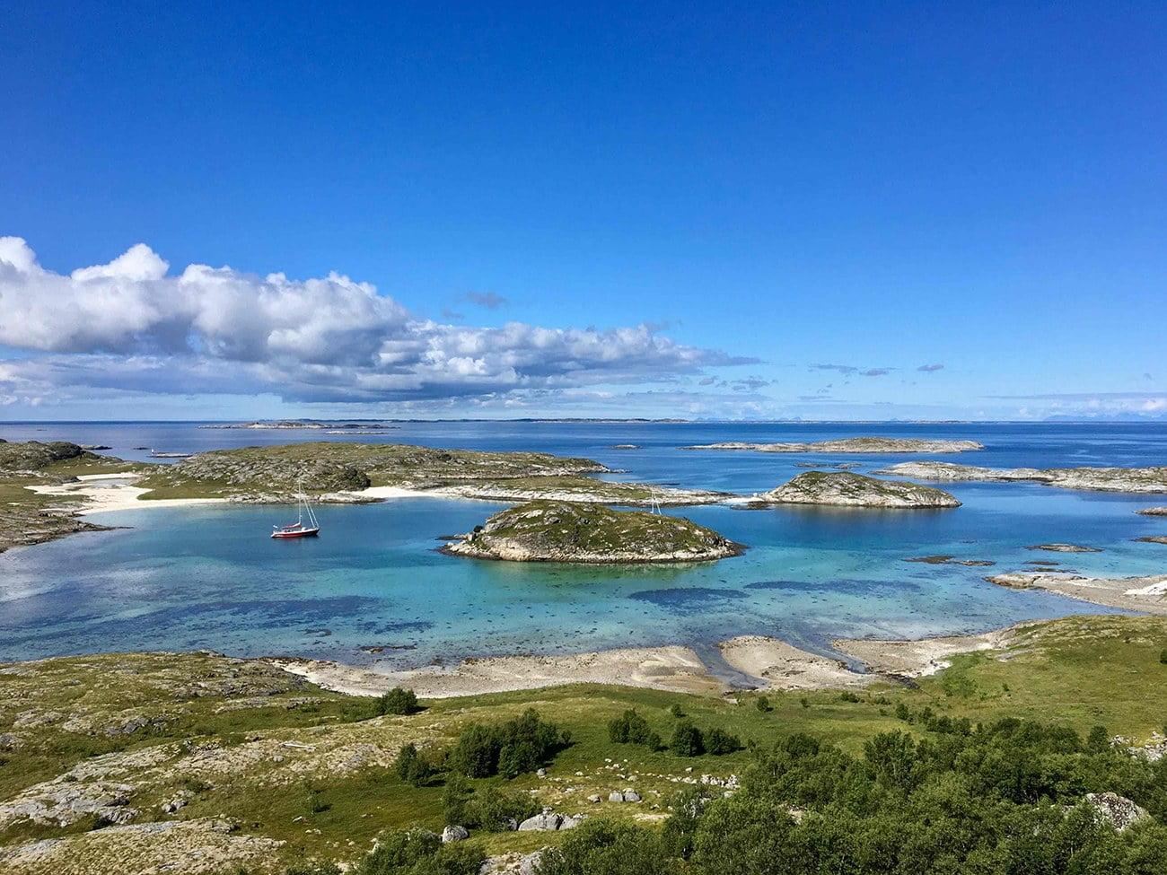Landegode, Noruega.