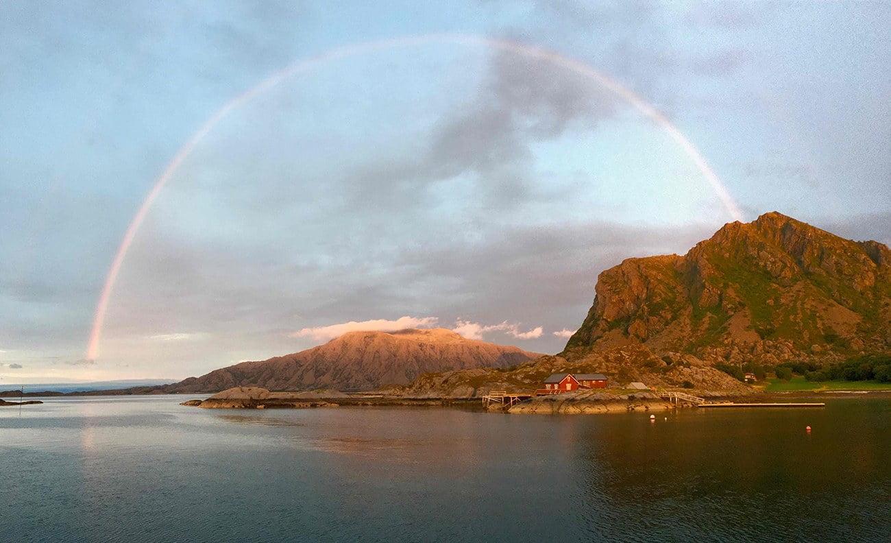 arquipélago Vega, Noruega