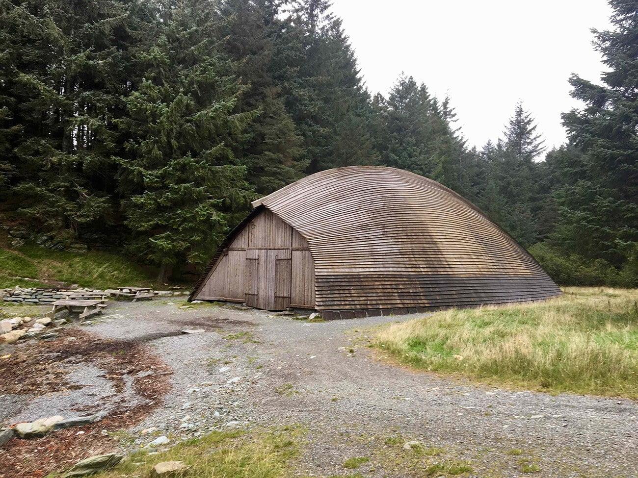 imagem de casa Viking