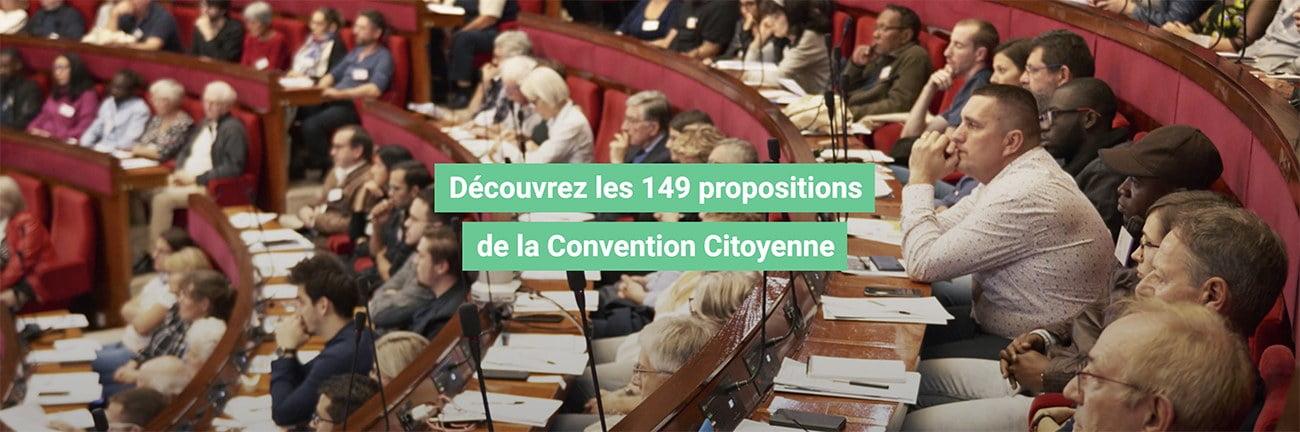 Imagem de convenção francesa pelo clima