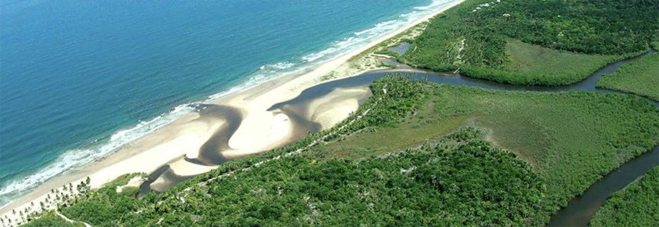 Imagem do Parque Estadual da Serra do Conduru