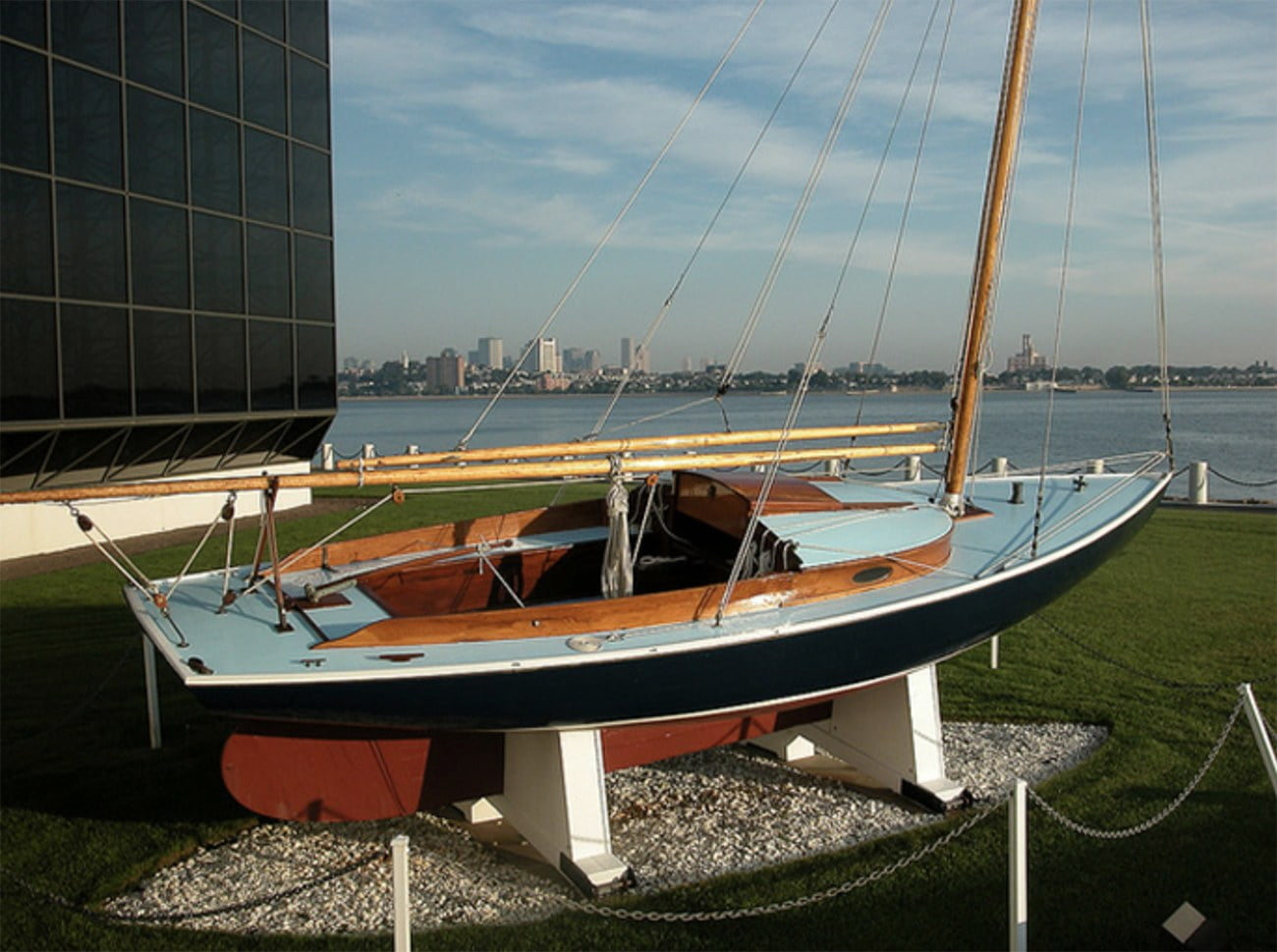 Imagem do veleiro