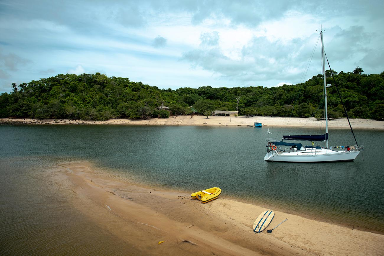 Imagem de veleiro