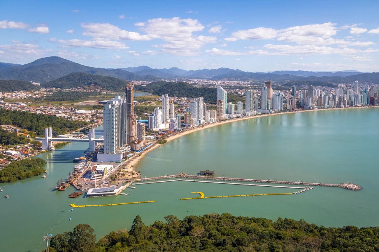 Imagem do Balneário de Camboriú