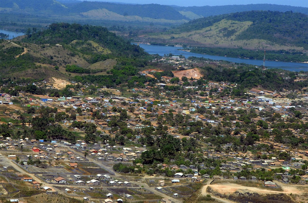 Imagem de São Félix do Xingu