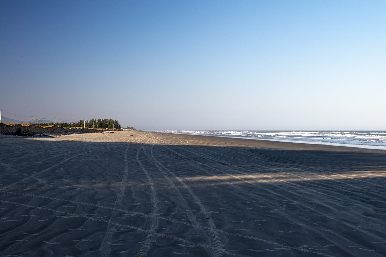 Imagem de praia em Ilha Comprida