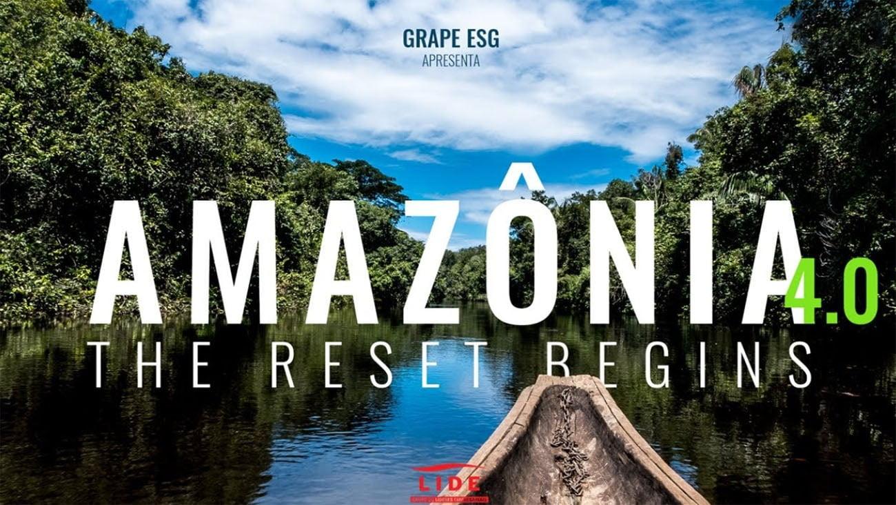 Imagem do filme Amazônia 4.0