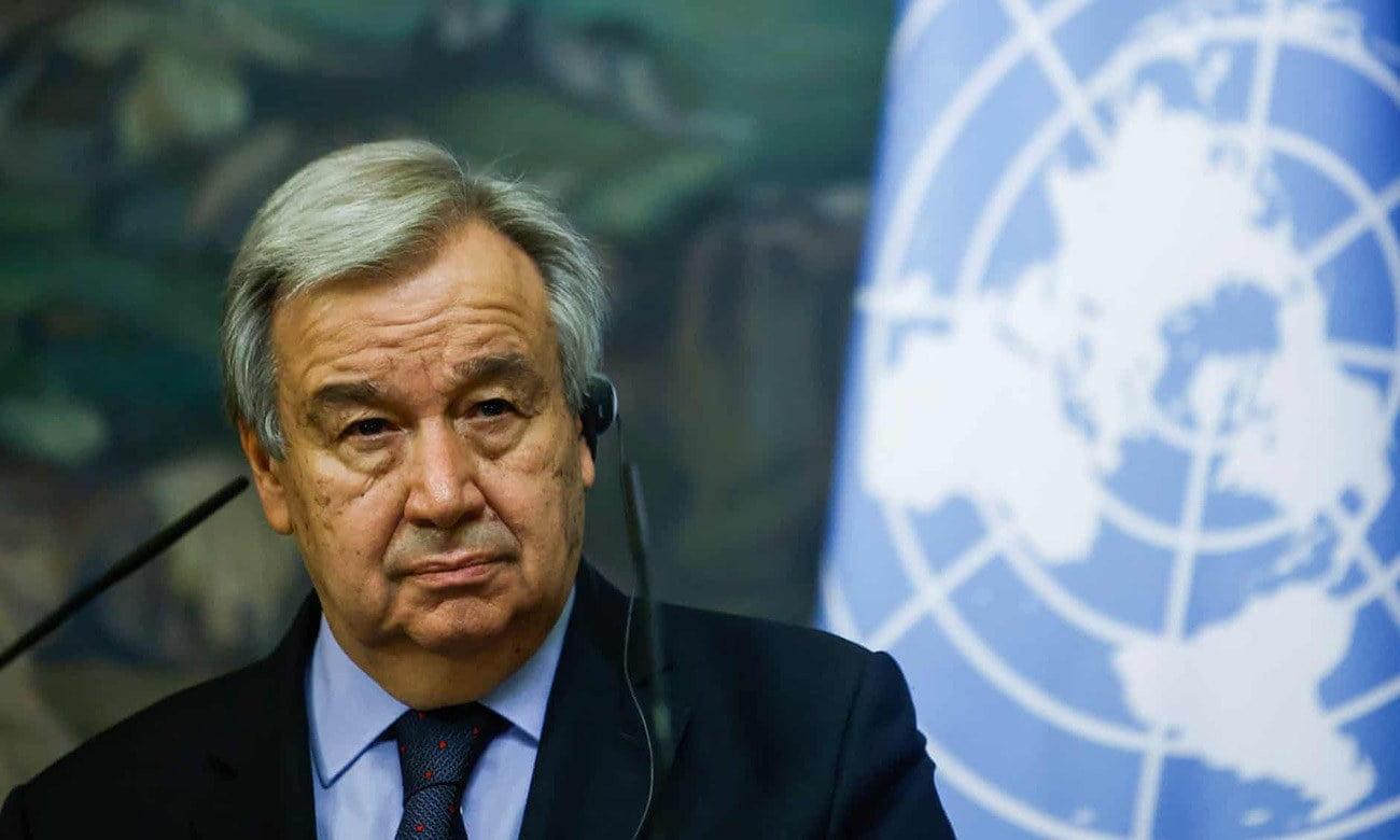 Imagem de António Guterres