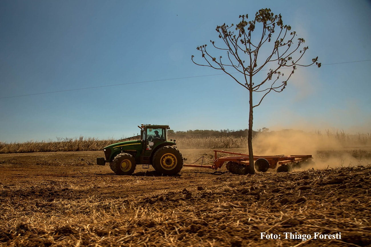 Imagem de agricultura no cerrado