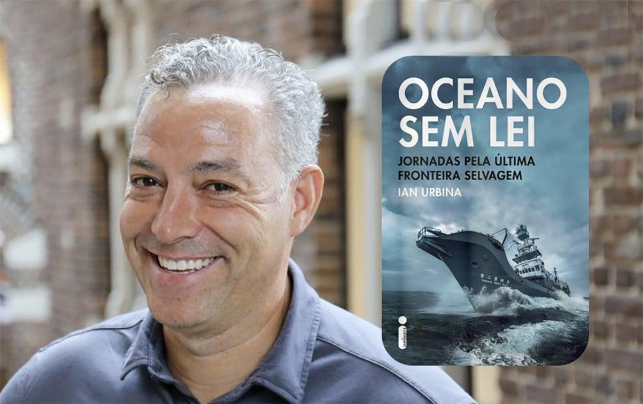 Imagem do livro Oceano sem lei
